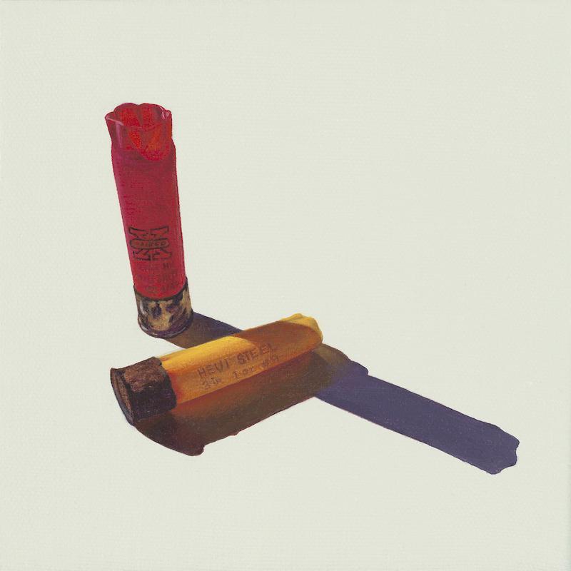 Hackenberg_Marine Artifact No. 3 (shotgun shells) 800