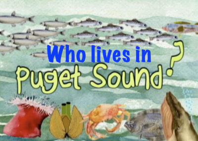 Who Lives in Puget Sound? (14 min 54 sec)